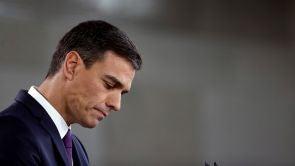 """(17-09-18) Pedro Sánchez quiere eliminar los aforamientos: """"Vamos a proponer una reforma constitucional, se puede hacer en 60 días"""""""