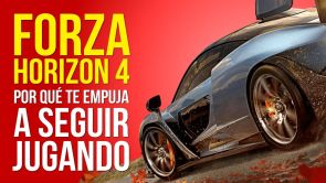 Cómo Forza Horizon 4 te empuja a seguir jugando