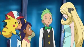 Capítulo 44: ¡Ash, Iris y Trip: y quedaron tres!