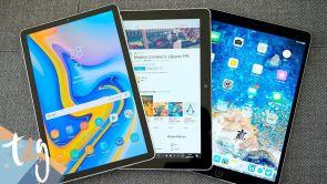 Mejor tablet 2018 (iPad Pro vs Tab S4 vs Surface GO)