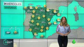 (16-10-18) Una mañana con nieblas dará paso a una tarde soleada excepto por el oeste, Baleares y Canarias