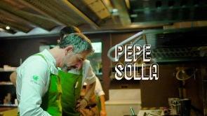 Pepe Solla: Personalidad