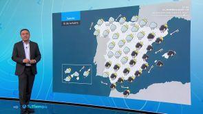 (17-10-18) Fuertes lluvias en Valencia, Andalucía, Cataluña, Baleares y Aragón
