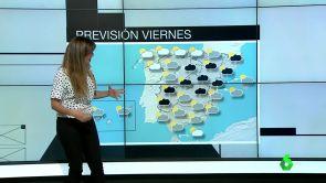 (18-10-18) Precipitaciones abundantes en el área mediterranea