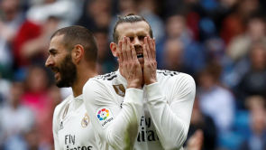 (20-10-18) El Real Madrid pierde ante el Levante en casa y continúa con su estado de depresión