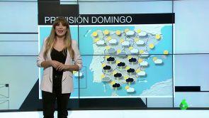 (20-10-18)  Récord de precipitación en España