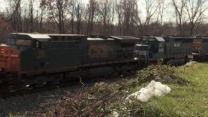 Capítulo 8: Choque del tren de mercancías