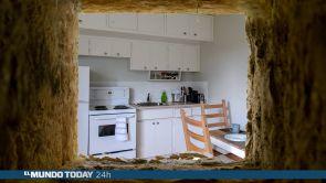 Construye un túnel de su casa a la cárcel para escapar de su mujer