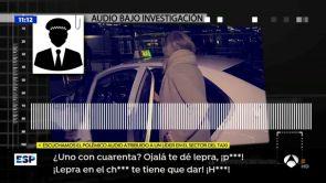 (31-10-18) Se difunde un polémico audio que los taxistas vinculan a los VTC