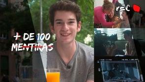 Jorge Motos, Alan en  'Más de 100 mentiras'