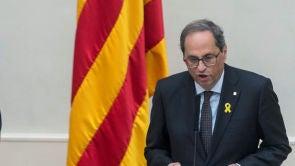 """(03-11-18) #JoAcuso: Torra acusa """"al Estado español de haber robado años de vida a personas inocentes"""" y Omnium Cultural de """"represión"""""""