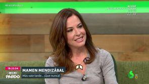 (04-11-18) Mamen Mendizábal