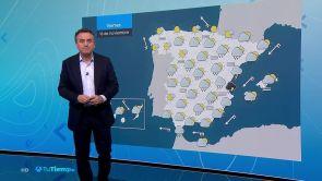 (15-11-18) Temperaturas en descenso en Baleares, Canarias y Estrecho
