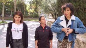 Angy y Gemma Galán contra el mito 'Beber agua haciendo deporte provoca flato'