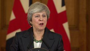 """(16-11-18) May rechaza un segundo referéndum sobre el 'brexit' y descarta dimitir: """"Yo voy a dirigir este proceso"""""""