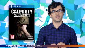 En el nuevo 'Call Of Duty Homecoming' el jugador vuelve a casa y tiene que reconectar con su familia