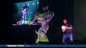 El baile del robot es ya indistinguible de un baile normal
