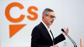 (04-01-19) Villegas asegura que no habrá mesa de negociación con Vox en Andalucía y se ciñe a las medidas pactadas con PP