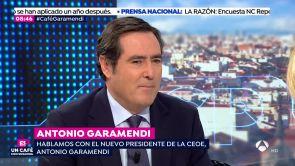 (26-11-18) Antonio Garamendi