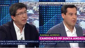 (30-11-18) Juan Marín y Juanma Moreno