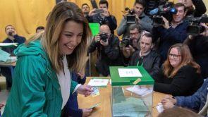 (02-12-18) La baja participación y la irrupción de Vox abren un escenario incierto en Andalucía