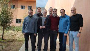 (14-12-18) Jordi Turull ingresa en la enfermería de la cárcel de Lledoners después de 14 días en huelga de hambre