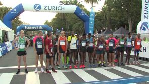 Zúrich Maratón Málaga 2018