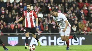 (12-01-19) El Sevilla pierde a Nolito para los próximos tres meses por una fractura en el peroné