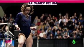 (14-01-19) El espectacular ejercicio de la gimnasta Katelyn Ohashi