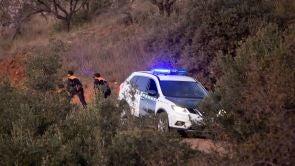 (14-01-19) Hallan una bolsa de chucherías en el interior del pozo en el que cayó un niño de dos años en Málaga