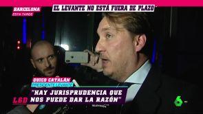 (17-01-19) El Levante confirma que denunciará al Barça por alineación indebida en Copa del Rey