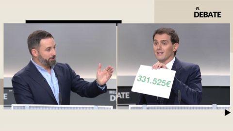 4-N: El Debate en Atresmedia