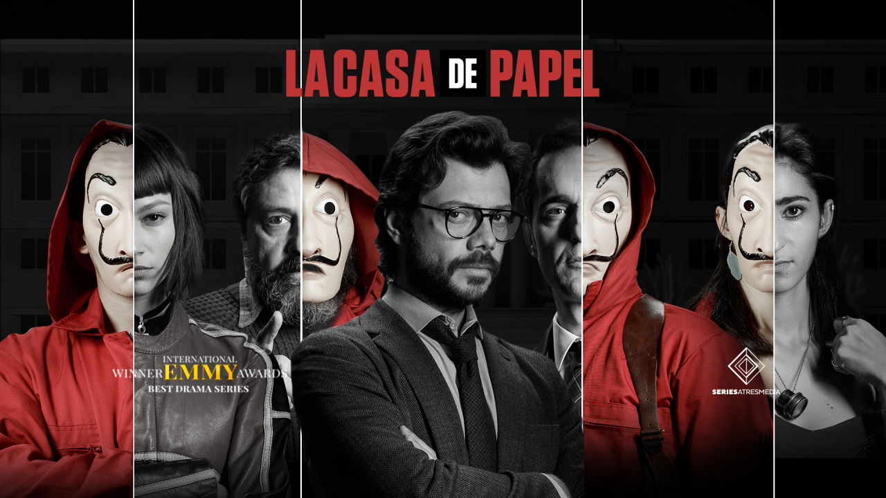 La Casa De Papel Atresplayer Tv