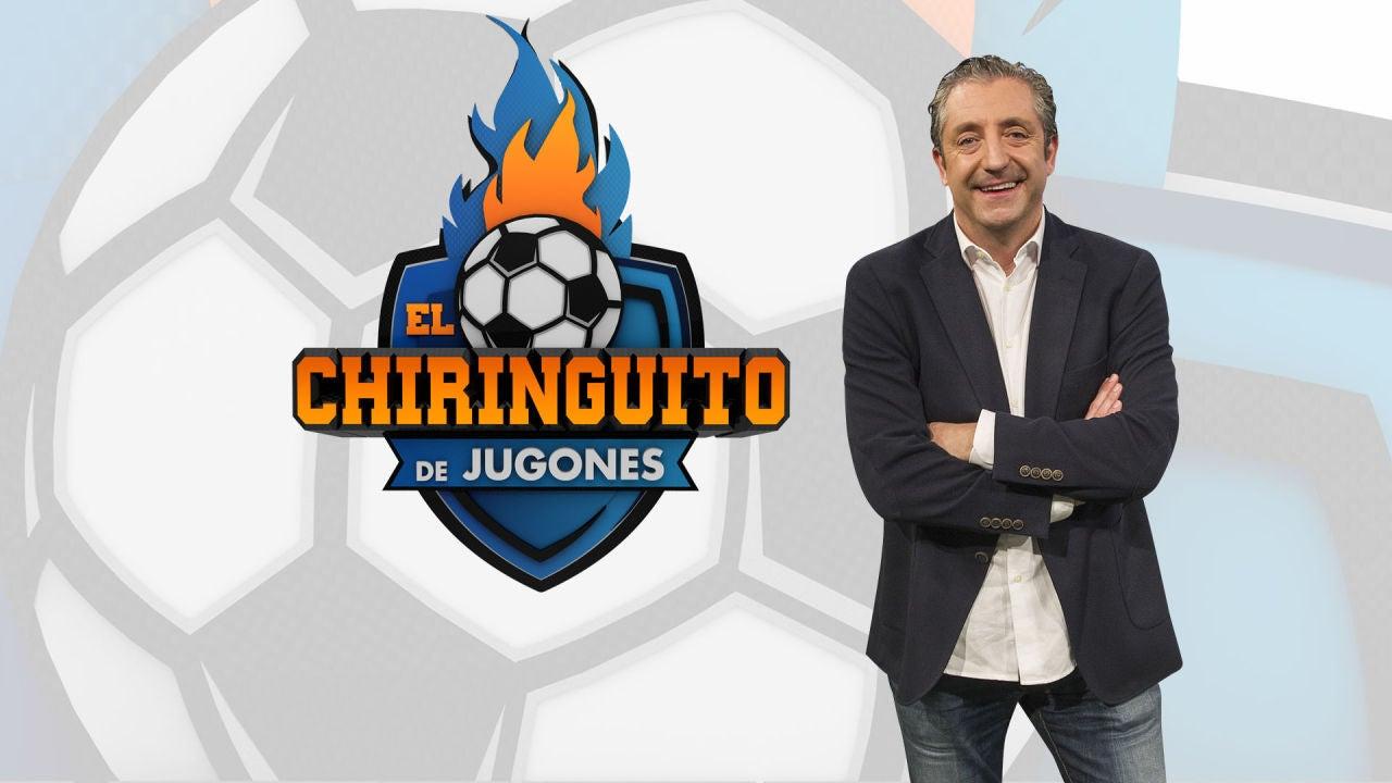 El Chiringuito De Jugones Con Josep Pedrerol Atresplayer Tv