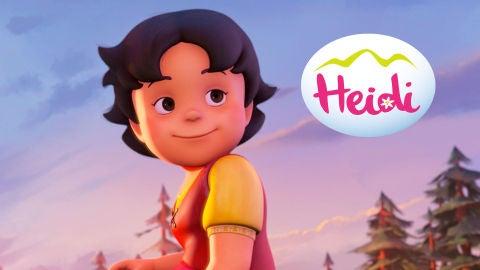 Heidi (versión 3D)