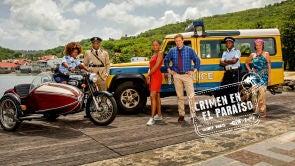 CRIMEN EN EL PARAISO