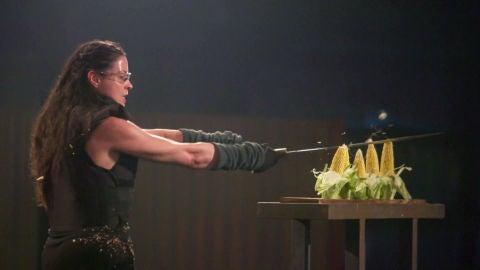 Forjado a fuego: cuchillo o muerte