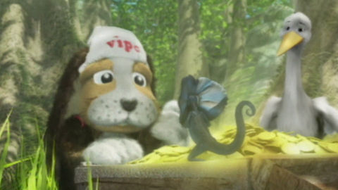 Vipo, las aventuras del perro volador