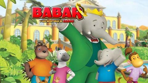 Babar y las aventuras de Badou