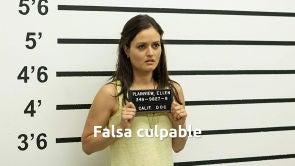ENAMÓRATE EN NOVA: FALSA CULPABLE