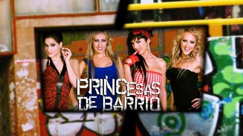 Princesas de Barrio