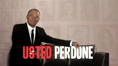 Usted perdone