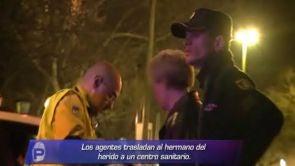 La denunciante detenida