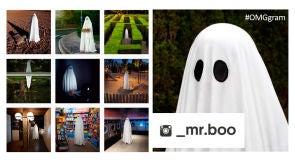 @_mr.boo, el fantasma más famoso de Instagram