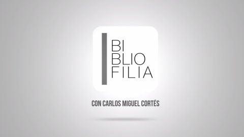 Bibliofilia con Carlos Miguel Cortés