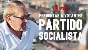 Preguntas en mítines: PSOE