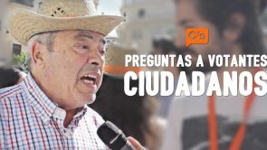 Preguntas en mítines: Ciudadanos