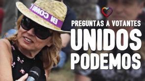 Preguntas en mítines: Unidos Podemos
