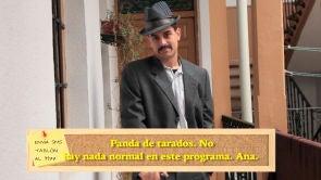 Francisco, un 'Benjamin Button' atrapado en el cuerpo de David Suárez - El Tablón 6