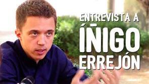 Preguntas a políticos: Íñigo Errejón (Unidos Podemos)